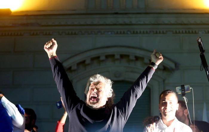 Grillo boccia il candidato sindaco per La Spezia