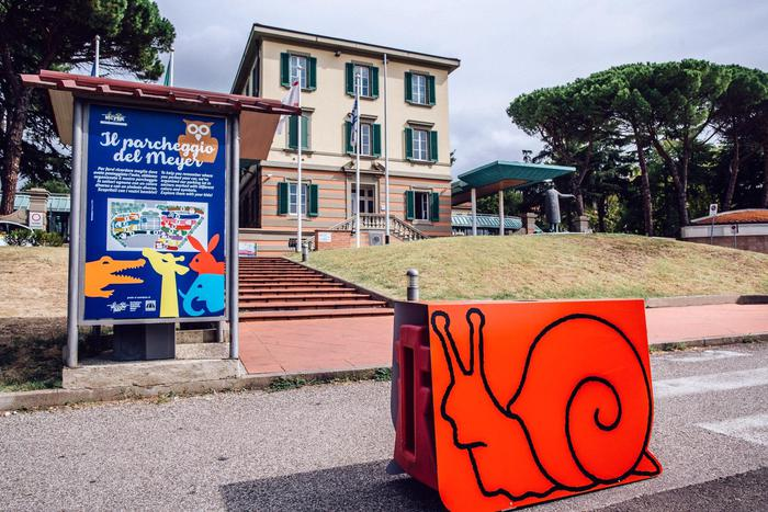 A ospedale Meyer parcheggio 'zoo'