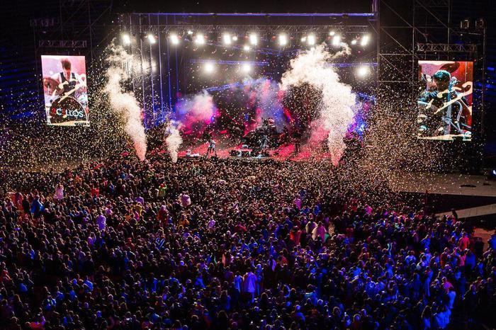 Finale Festival Show in Arena il 18/9