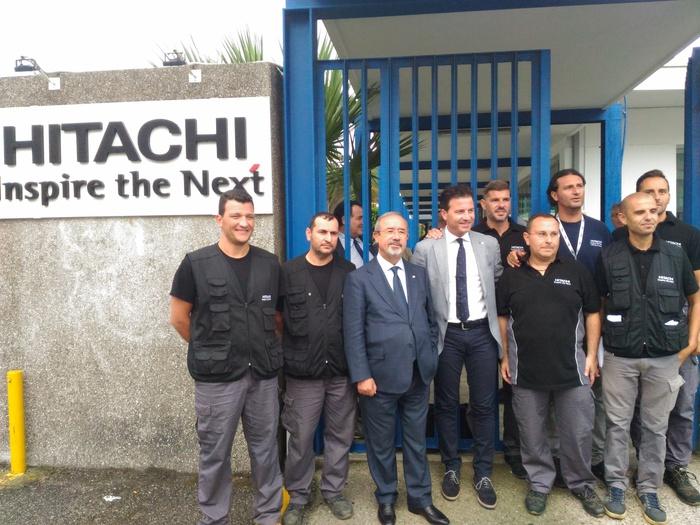Barbagallo, Hitachi Reggio é eccellenza