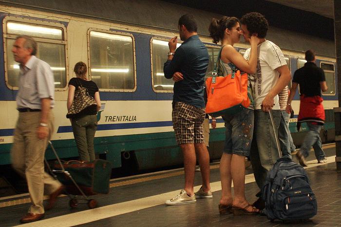 15 suicidi sotto il treno in 3 mesi