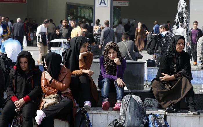 35 richiedenti asilo via da Borgo Pace