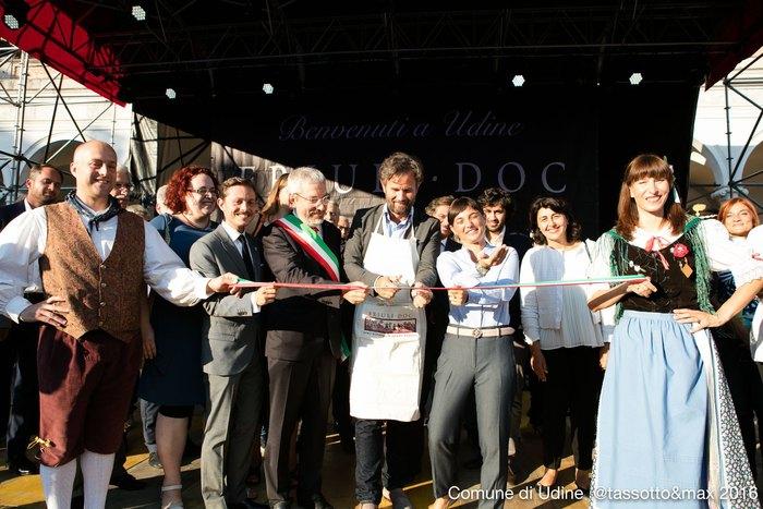 Friuli Doc: al via saperi di ieri, sapori di domani