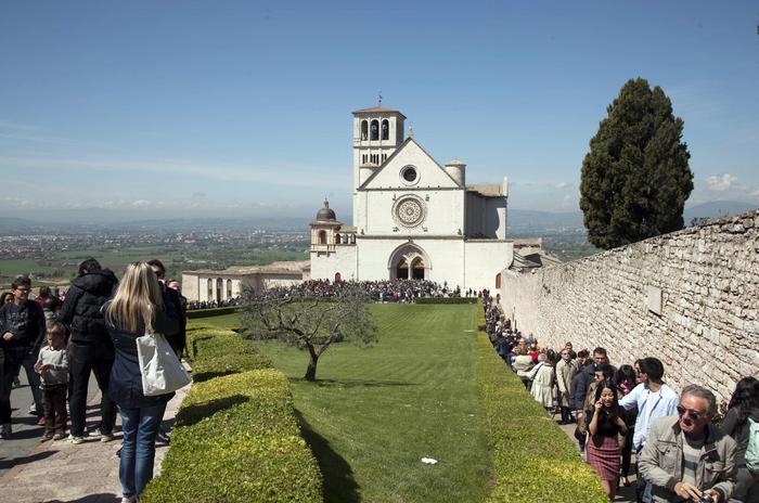 Tutto pronto ad Assisi per Sete di pace
