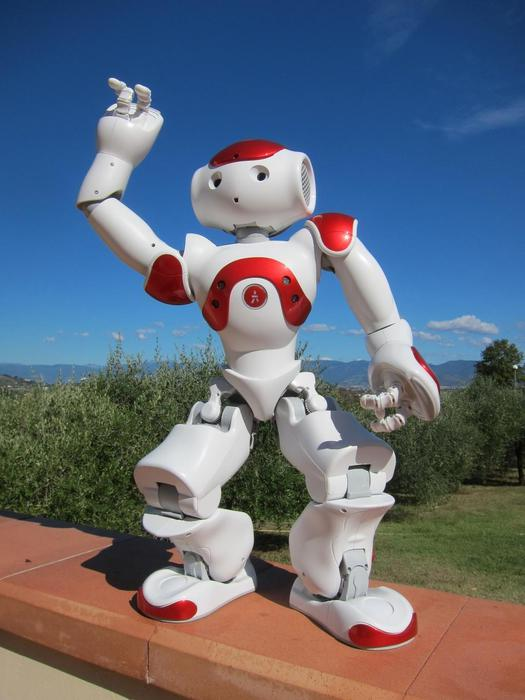In scuole Firenze arriva robot Nao