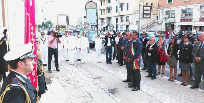 Resistenza:commemorata difesa porto Bari