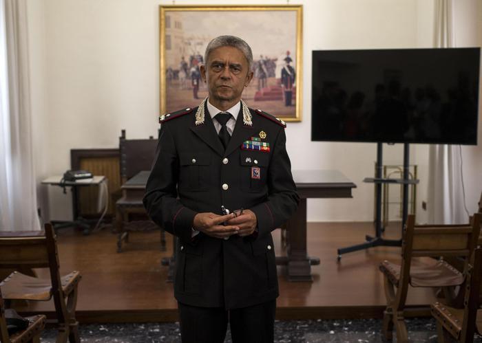 De Vita nuovo comandante Cc Roma