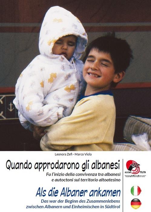 Mostre, albanesi a Bolzano
