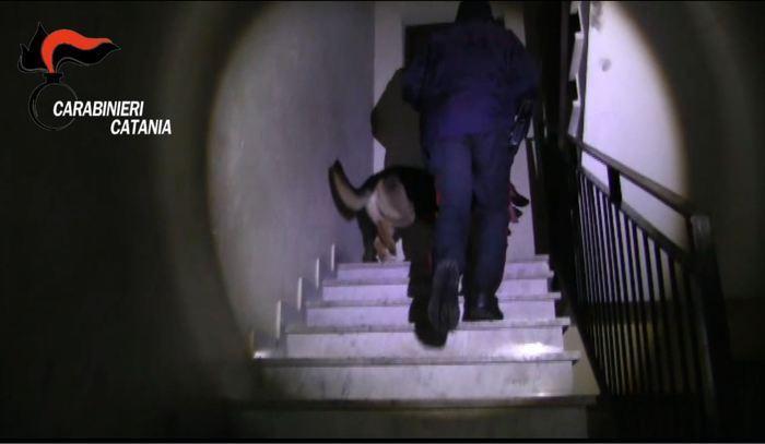 Catania, duro colpo al clan Santapaola: 13 arresti$
