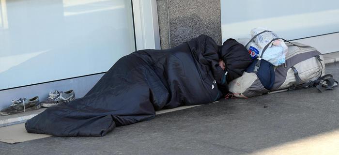 Maltempo e gelo: morto senzatetto nell'agrigentino$