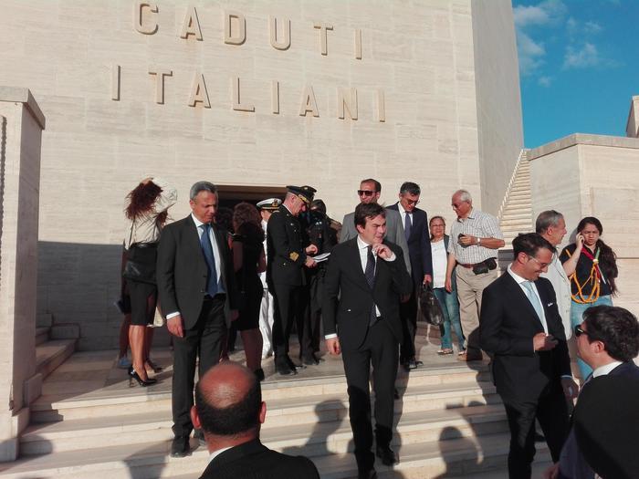 Prima visita del governo italiano al cairo nel dopo regeni for Sito governo italiano