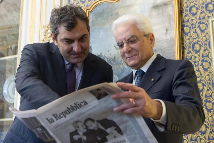 Nuova veste grafica per repubblica politica for Repubblica politica