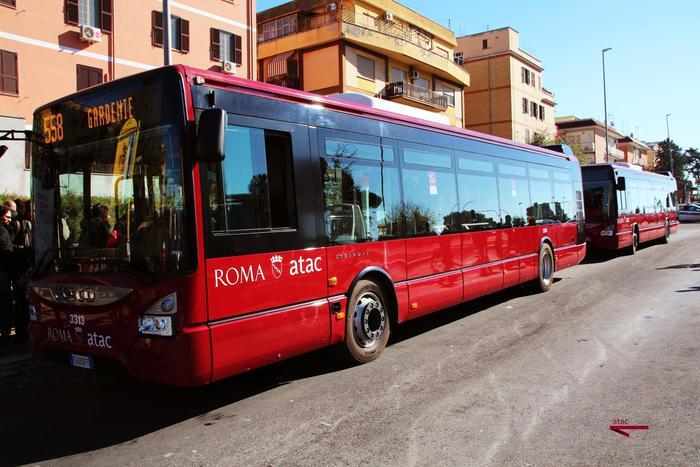 Atac 39 ore a settimana per tutti lazio for Roma mobile atac