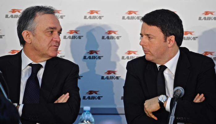 La meravigliosa storia della querela di Enrico Rossi a Matteo Renzi