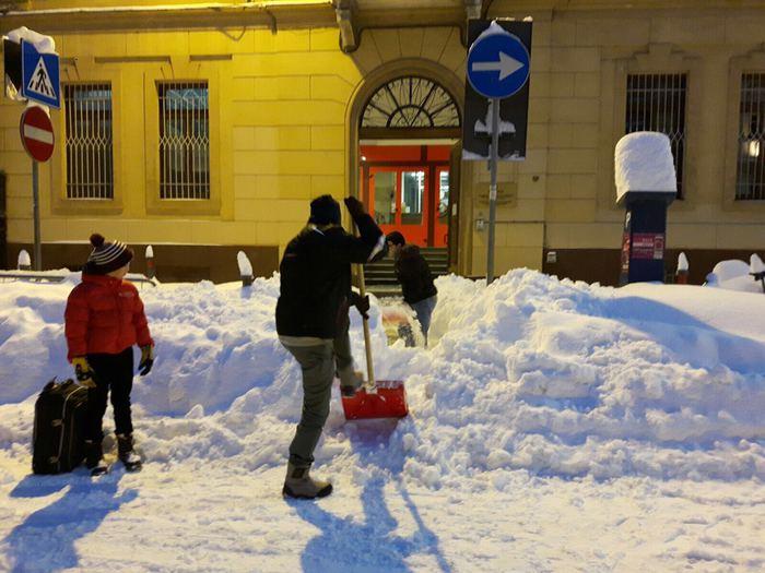 Comune Aosta presenta Vademecum neve - Agenzia ANSA