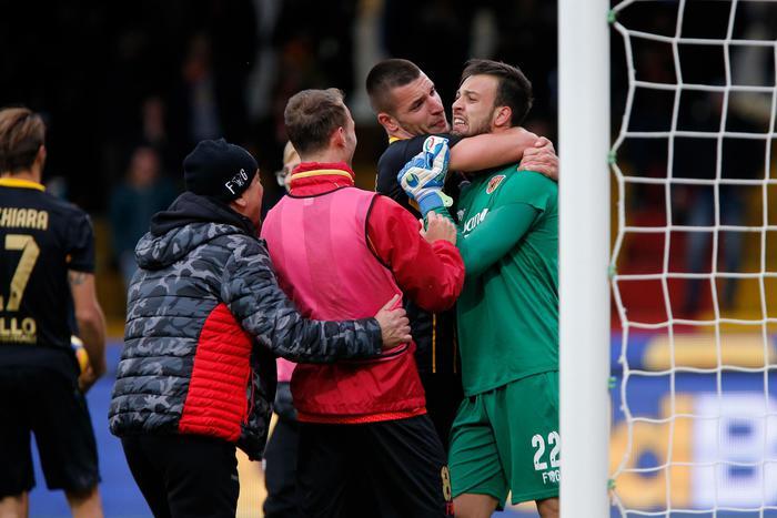 """Brignoli e il gol al Milan: """"Un tuffo a occhi chiusi.."""" 12836d0e4c33860214780f54db3c33fd"""