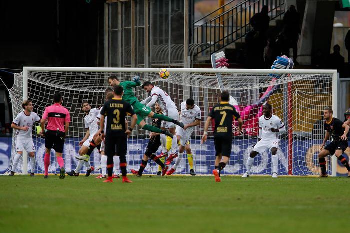 """Brignoli e il gol al Milan: """"Un tuffo a occhi chiusi.."""" 775372d091ecd1d9db5e206b6bfe476b"""