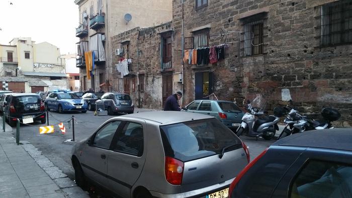 Palermo, ferita coppia in appartamento a Ballarò$