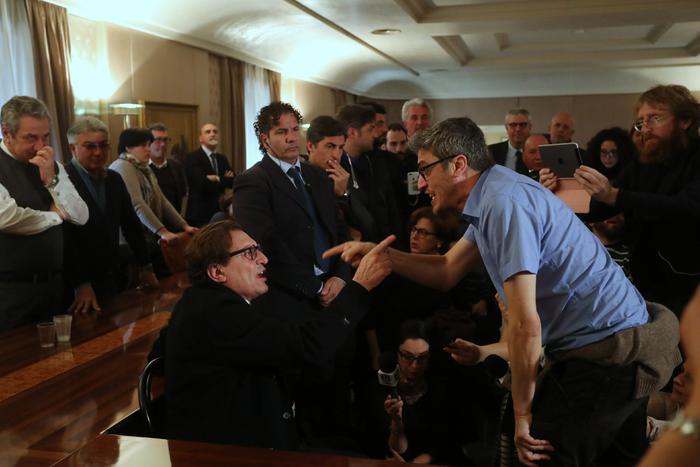 Dopo le dimissioni di Miccichè, duro scontro Crocetta/Pif sui disabili$
