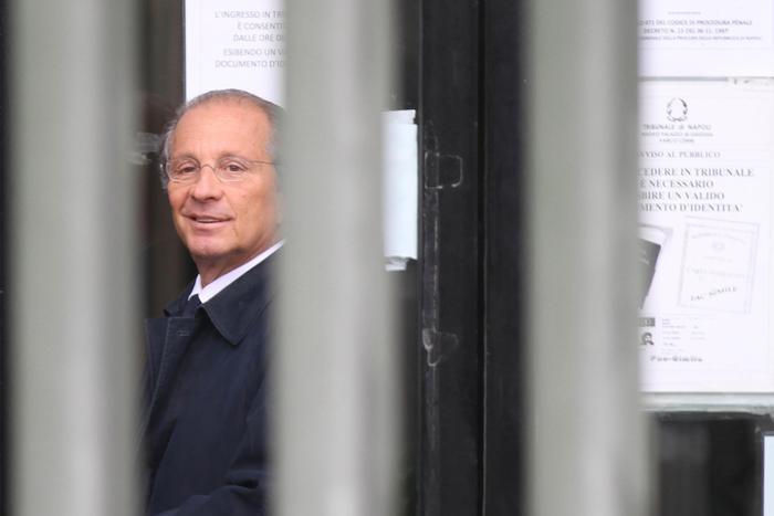 Stato-Mafia, Bisignani depone in aula$