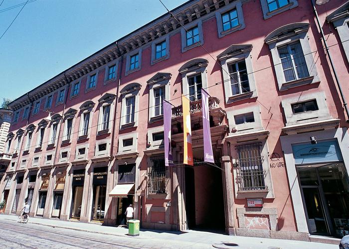 Milano itinerari virtuali per case museo lombardia for Planimetrie virtuali per le case