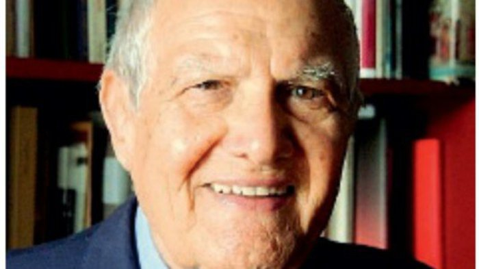 Morto a Palermo Giuseppe Quatriglio; fu giornalista e scrittore