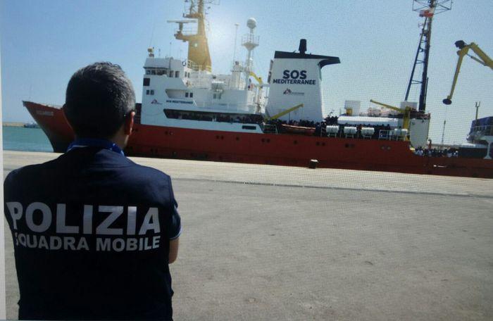 Migranti, in Sicilia 9mila arrivi in tre giorni$