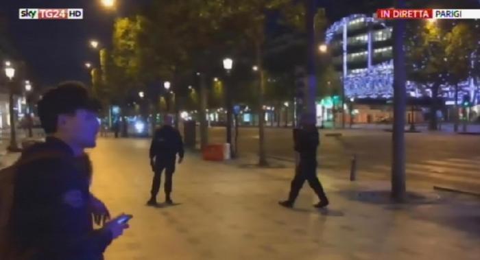 Parigi, sparatoria agli Champs Elysees. Ucciso un agente e l'aggressore