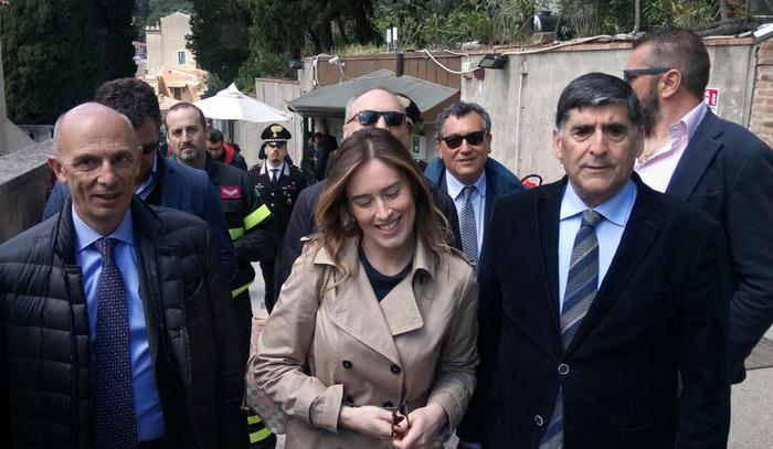 Boschi a Taormina: