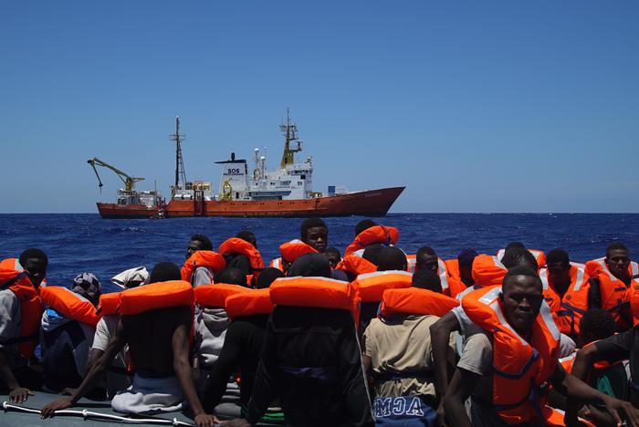 Migranti, Msf incontra la procura di Trapani$