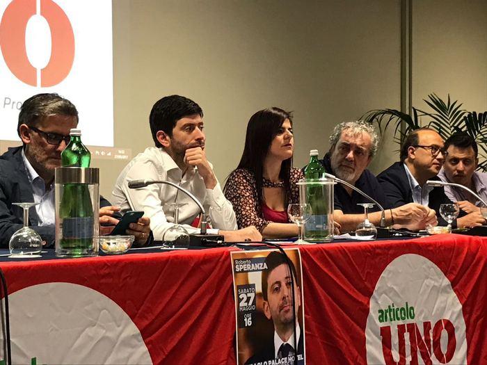 Speranza a Palermo: