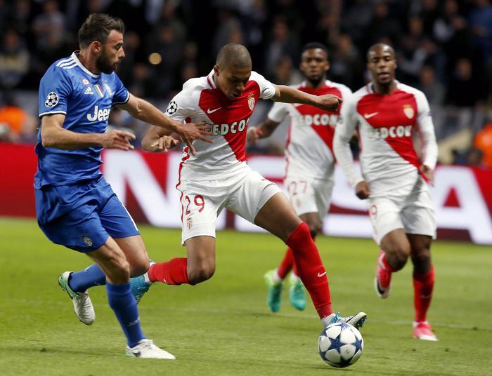 Лига Чемпионoв. Монако - Ювентус 0:2. Идеальная тренировка - изображение 1