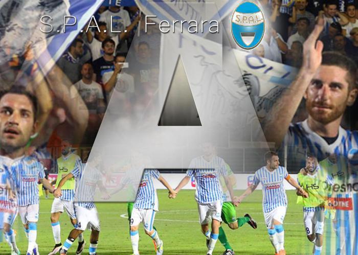 La Spal è in Serie A!