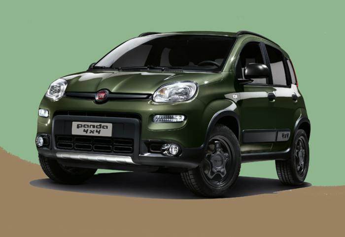 Arriva Fiat Panda City Cross 4x2 Nuovo Crossover Cittadino Prove
