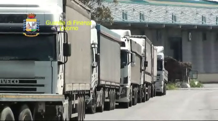 Fisco sequestro 2 mln ditte trasporti toscana for Ditte traslochi livorno