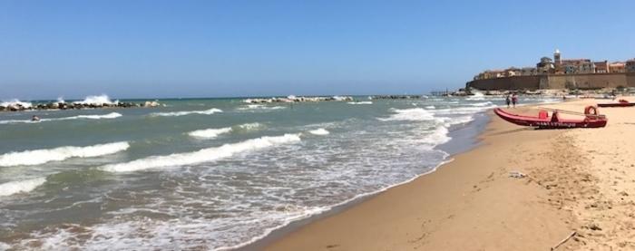 Matrimonio Spiaggia Termoli : Mare bus da larino a spiaggia termoli notizie