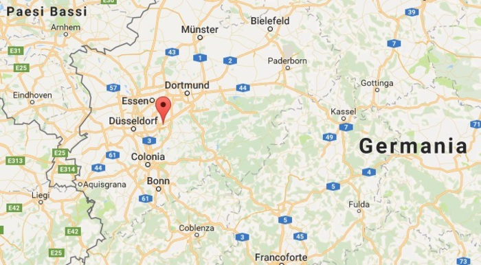 Dortmund Germania Cartina.Germania L Accoltellamento A Wuppertal Dopo Una Lite Cronaca Ansa It