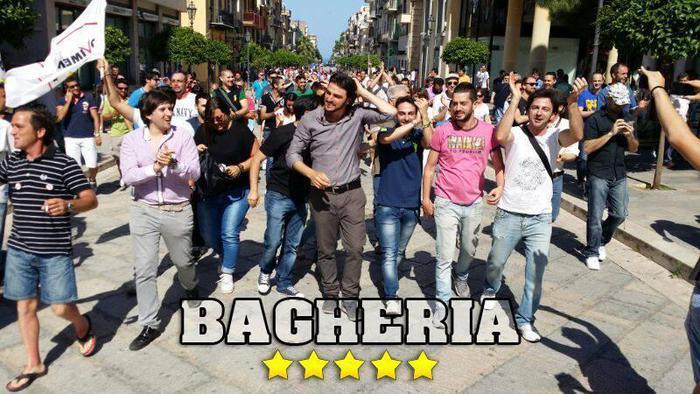 Gestione rifiuti, sindaco grillino di Bagheria indagato $