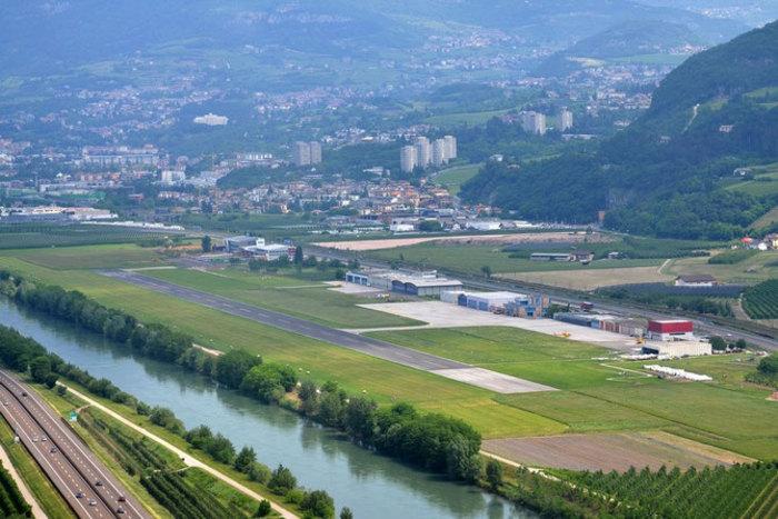 Aeroporto Trento : Trasporti trentino approvata fusione per polo unico