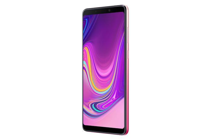 Samsung Galaxy A9 , lo smartphone con 4 fotocamere - Hi-tech