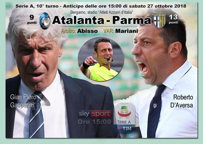In campo serie a atalanta parma 0 0 diretta calcio for Tuttocampo serie d