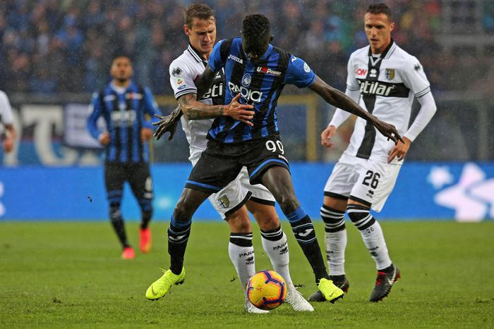 In campo serie a atalanta parma 3 0 diretta calcio for Tuttocampo serie d