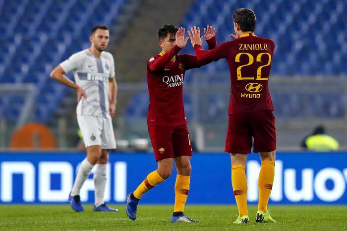 Serie A: Roma-Inter 2-2 42f8cdd3a2abee86fdc5f1035247b996
