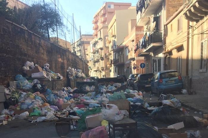 Palermo, nelle periferie è ancora emergenza rifiuti$