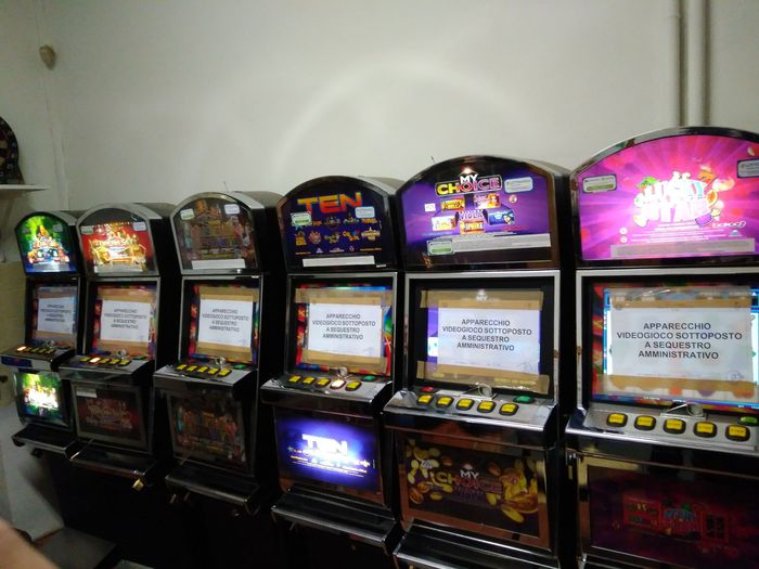 Slot machine srl genova