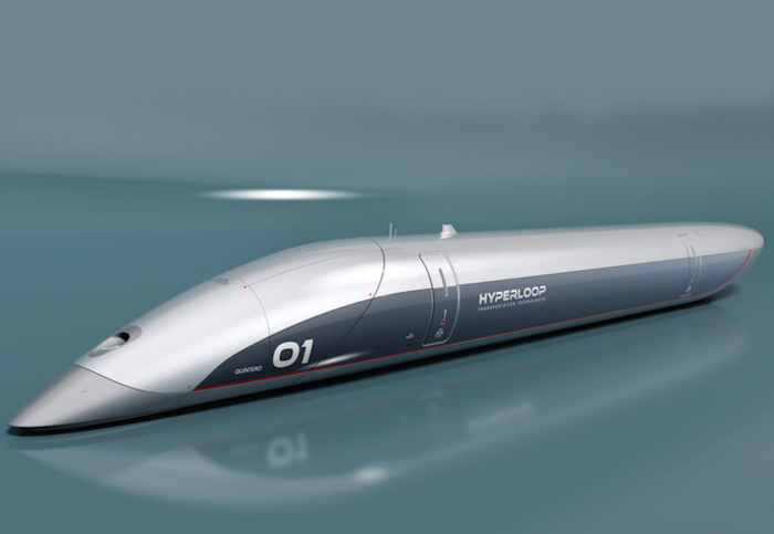 Parla anche italiano il treno hyperloop da km h for Hyperloop italia