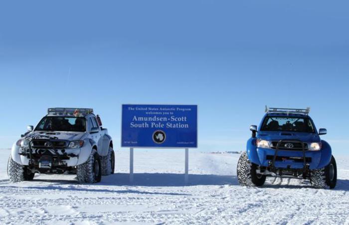 Da Cammelli a Polo Sud, compie 50 anni pick-up Toyota Hilux - Attualità