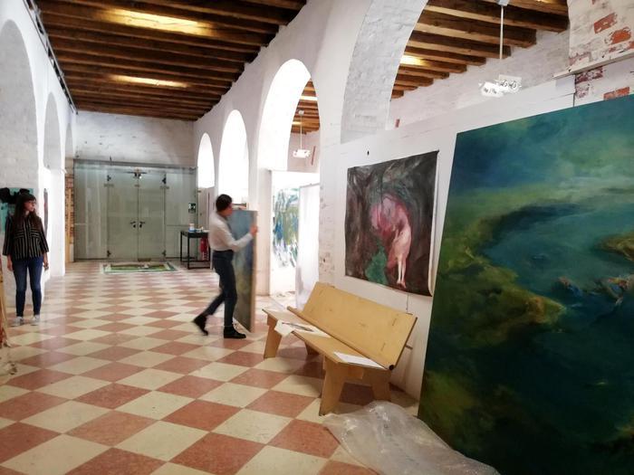 Bevilacqua la Masa, fucina artisti - Arte