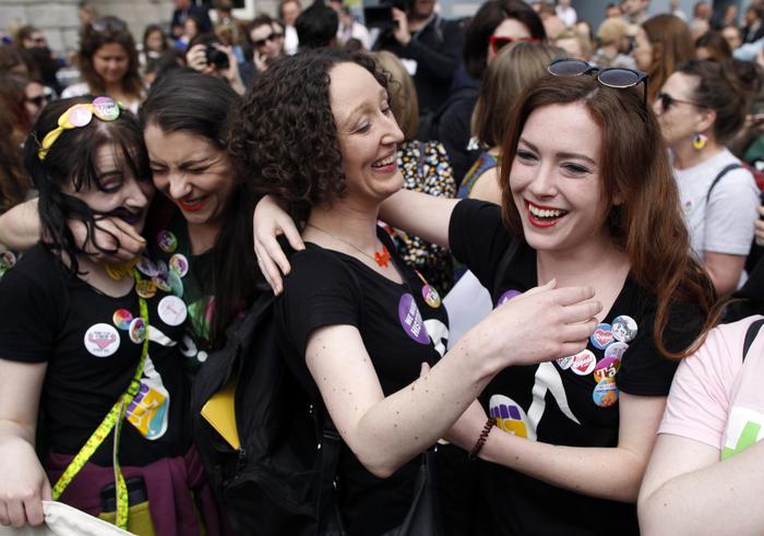 Aborto, in Irlanda trionfa il si' alla legalizzazione - Europa