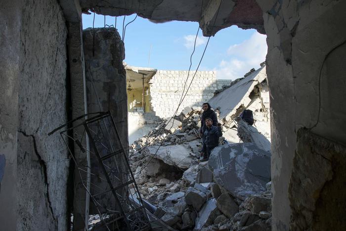 Siria: Ong, raid Usa, 40 uccisi - Mondo
